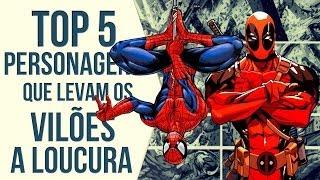 Quem são os Super Herois Mais Irritantes de Todos? | Ei Nerd