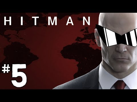 Hitman - Let's Play Episode #5: I Need A Therapist ...