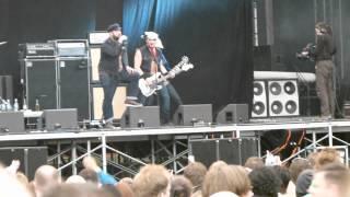 Turbonegro - Do You Dig Destruction Live @ Kollenfestival 30.06.2012