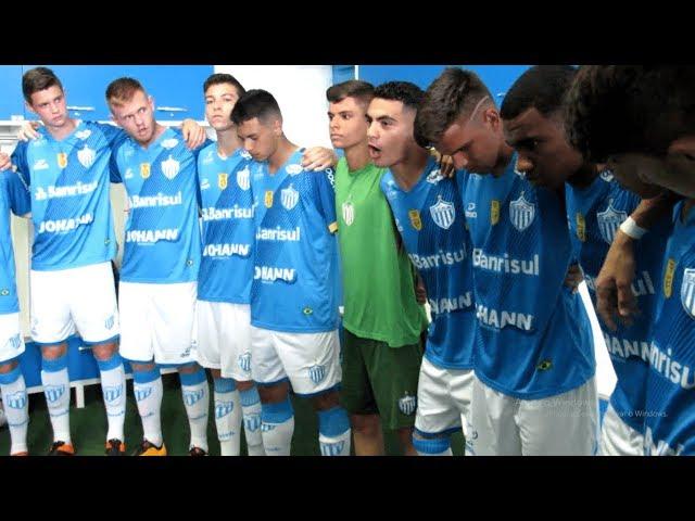 Replay Anilado - Novo Hamburgo 3x3 Brasil Pel (Sub-17)