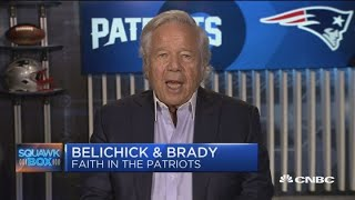 Robert Kraft: There's a misconception about NFL news ratings