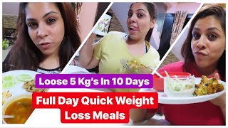 Full Day Intermittent Fasting Diet Plan || Loose 5 Kg In 10 Days|| Fitness And Lifestyle Channel