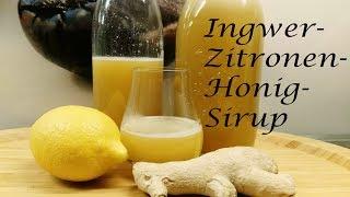 Zitronenknoblauch und Honig zum schlanken Bauch