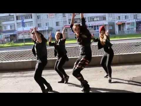 Vybz Kartel - Pressure. Dancehall routine. C.O.P.