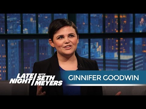 Ginnifer Goodwin Is Constantly Mistaken for Snow White - Late Night with Seth Meyers