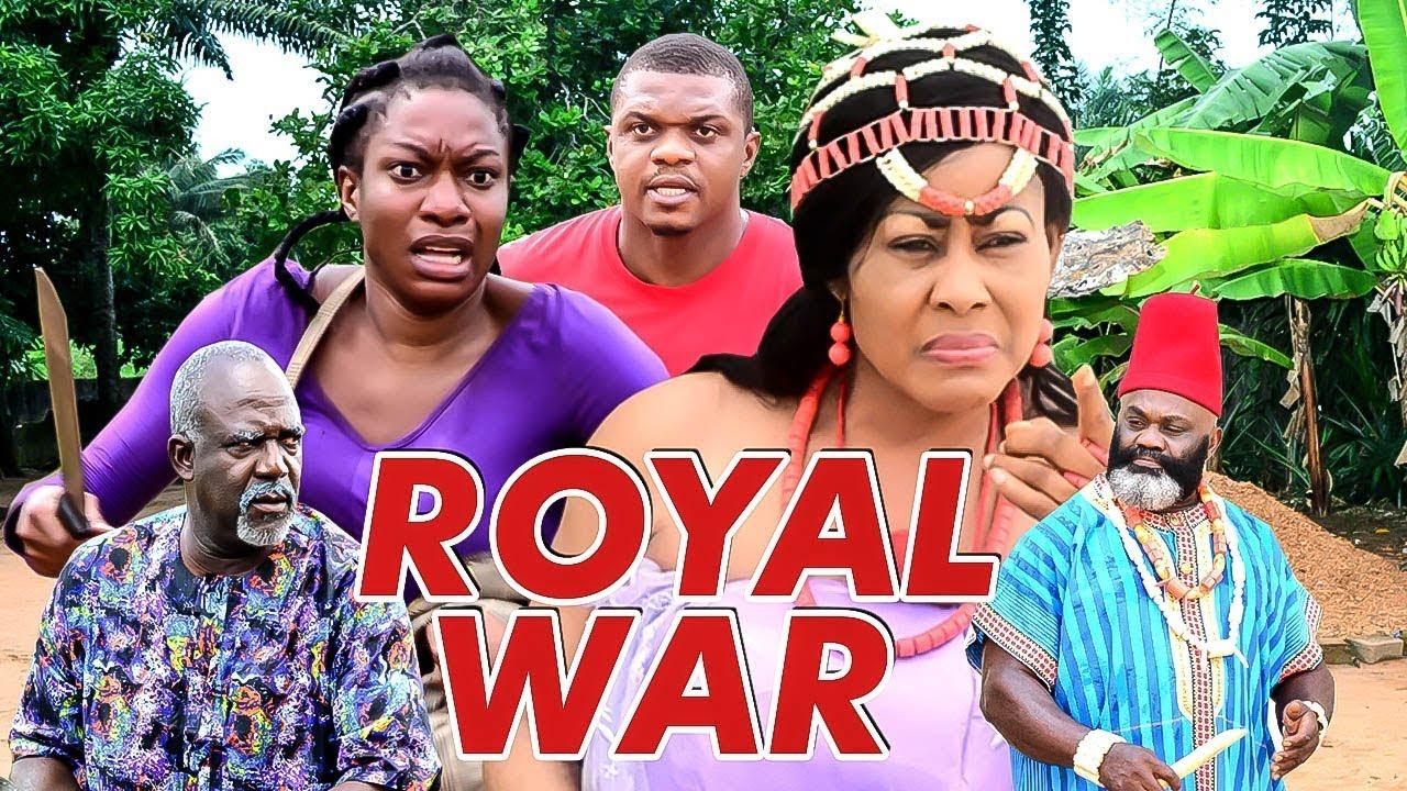 Download ROYAL WAR 1 (KEN ERICS) - NIGERIAN NOLLYWOOD MOVIES