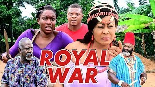 Royal war 1 (ken erics) - nigerian nollywood movies