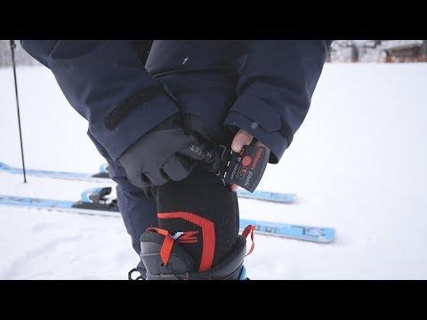 episode#29|[保温]LENZソックスを雪上で1日試してみた