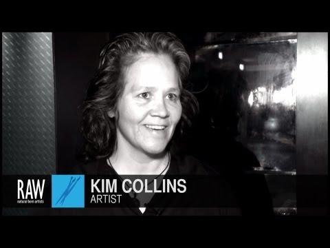 KIM COLLINS at RAW:Kansas City Discovery 02/06/2013