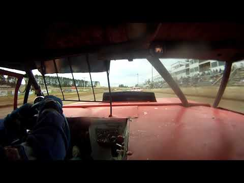 North central speedway Brainerd minn vintage racing 6/15/19