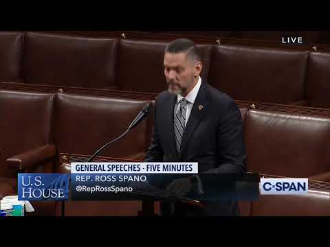 Rep. Spano Honors the Memory of USMC CPL. Ronald R. Payne, Jr.