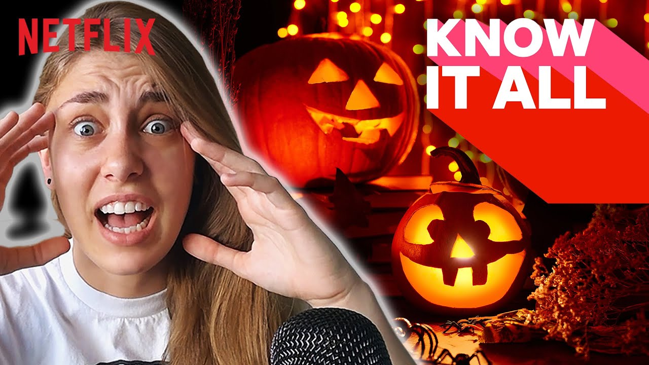 Is Halloween Cancelled? | KNOW IT ALL | Netflix