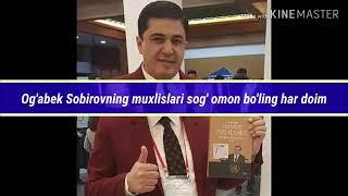 Oģabek Sobirov Ayrilmadimu