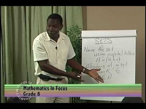 Mathematics - Grade 8 - Lesson 1 - YouTube