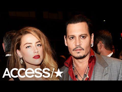 Johnny Depp Files $50 Million Defamation Lawsuit Against Ex-Wife Amber Heard