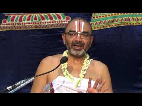 Part 3 of 5 Day 2 Upanyasam Sara Saaram Velukkudi Krishnan Swami