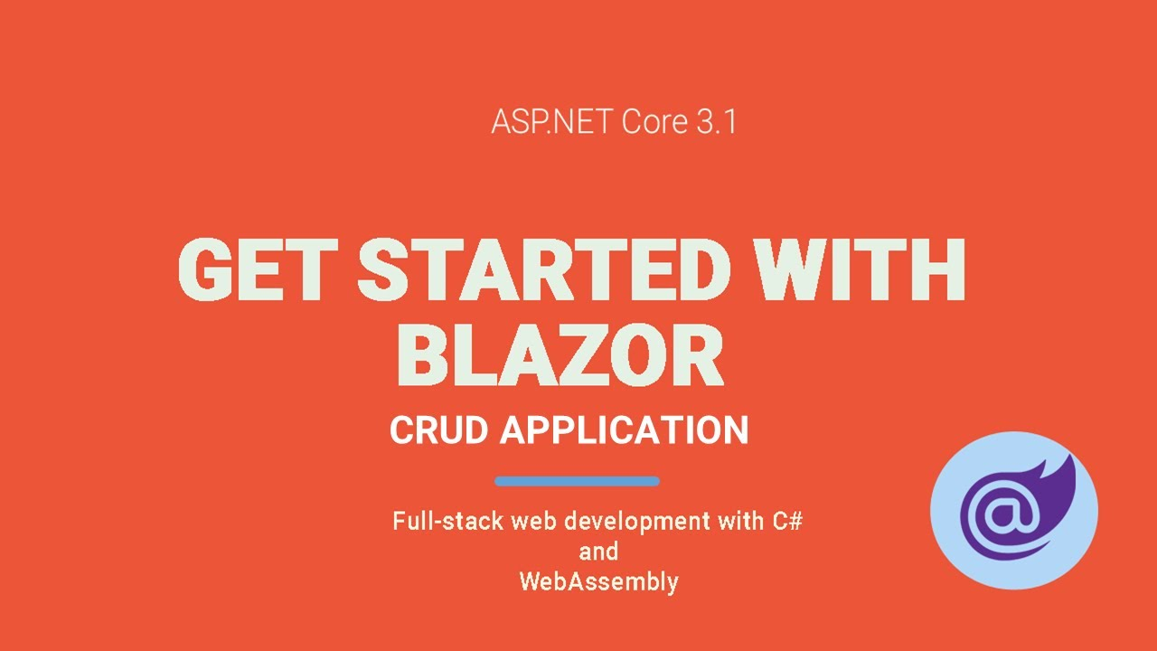 CRUD App Using Blazor And Entity Framework Core in ASP.NET Core