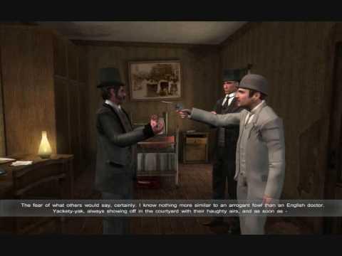 Sherlock Holmes Vs Jack the Ripper - Part 35 |