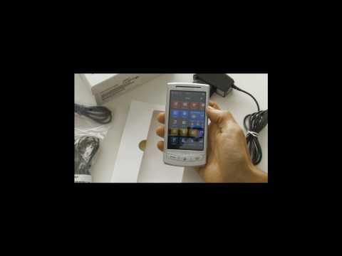 Unboxing Vodafone 360 H1 Samsung