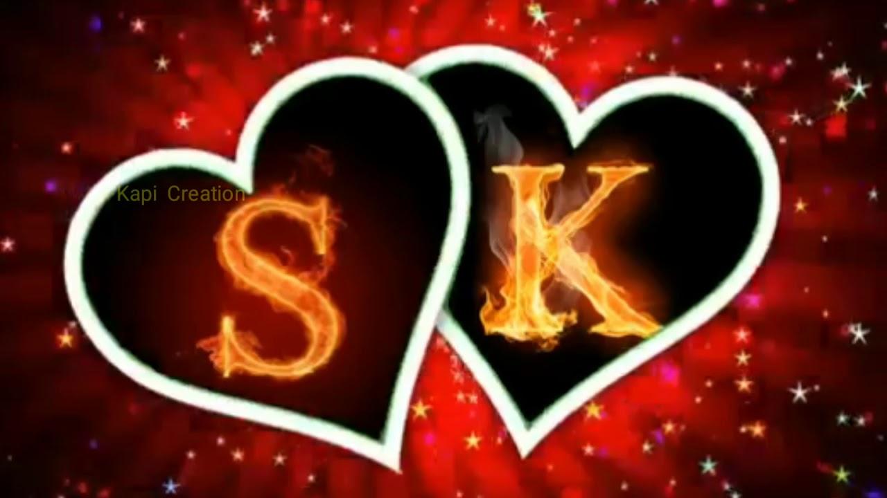S And K Name Status S K Love Status S K Letter Status Youtube