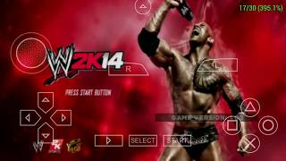 How To Download WWE 2K14 PSP Game Mod On Android Device