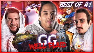 GG WELL PLAID : LE BEST OF #1