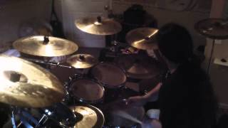 Carcass - Captive Bolt Pistol drums (Pearl Masters MCX kit) (HD)