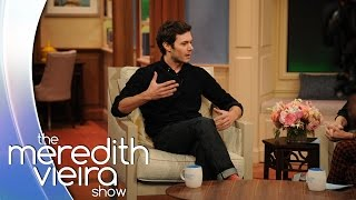 Adam Brody on The O.C.! | The Meredith Vieira Show