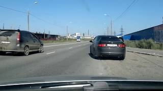 Accord CL9 EXE АКПП VS Accord CL7 EURO R