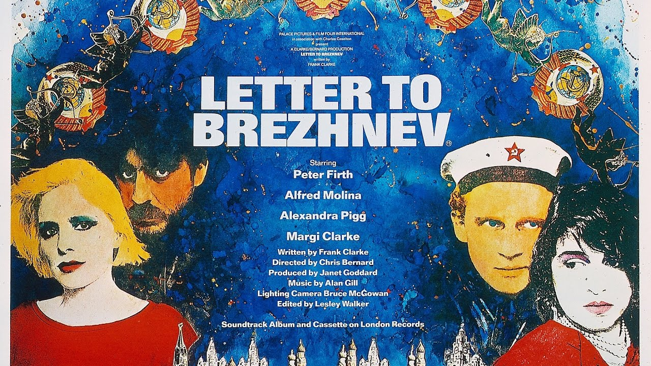 Image result for letter to brezhnev trailer