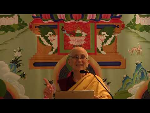 75 The Course in Buddhist Reasoning & Debate: The Three Purposes of Debate 02-28-19