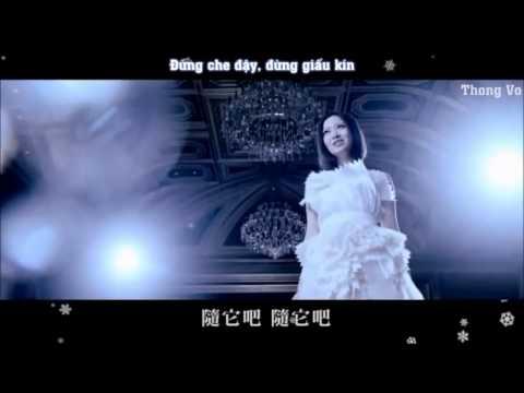 Let It Go  Yao Beina  Karaoke Instrumental