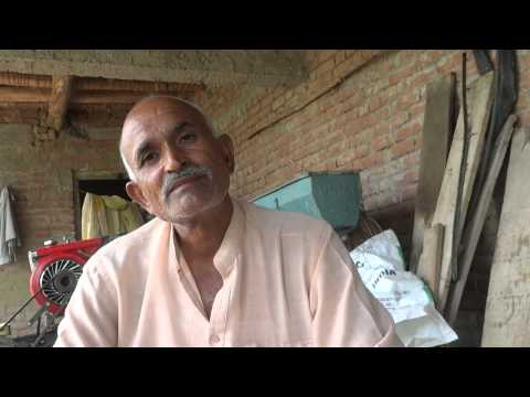 Interview With Mahoba (Bundelkhand) Uttar Pradesh Farmer Braj Pal singh