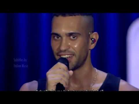 Mahmood - Soldi @ Radio Italia Live 2019 Palermo [English Su