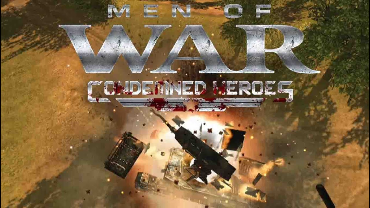 Men Of War Condemned Heroes Cannon Vs Tank - Youtube-5368
