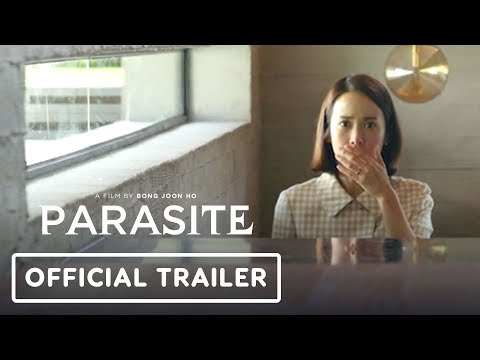 Parasite - Official Trailer (2019) Bong Joon Ho Film