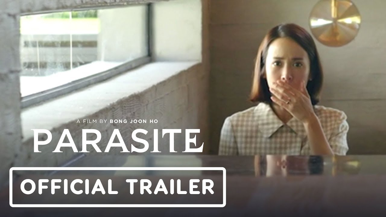 Parasite Official Trailer 2019 Bong Joon Ho Film Youtube