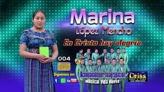 Solista Marina López Mencho CD Vol: 4/// Coros