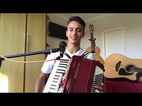 Toca um João Mineiro e Marciano - Jads e Jadson - Cover Dalmi Junior