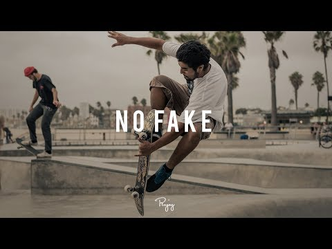 """No Fake"" - Dark Guitar Rap Beat 