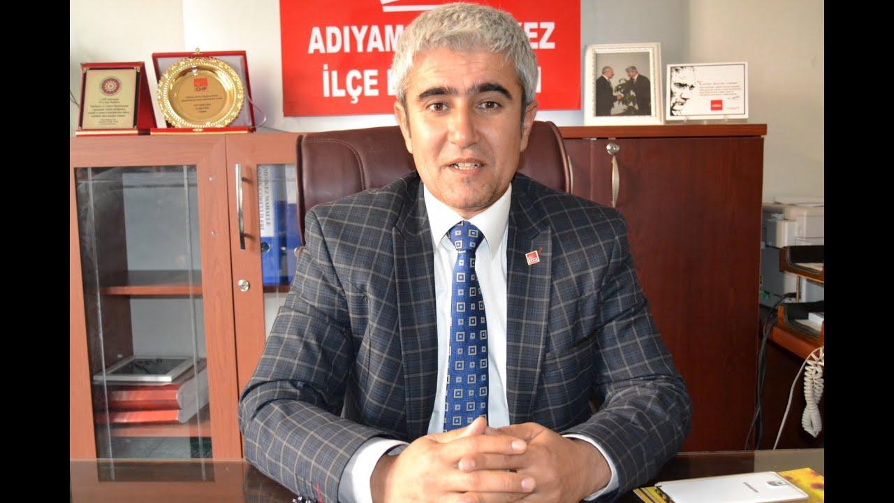 CHP Merkez İlçe Başkanı Çavuş: