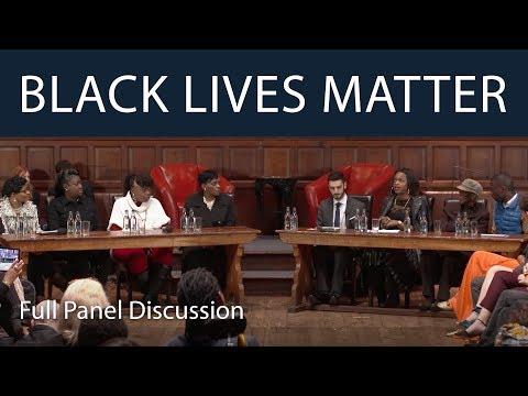 Black Lives Matter: Full Panel Discussion | Oxford Union