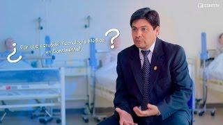 ¿Por qué estudiar Tecnología Médica en la Universidad Continental?