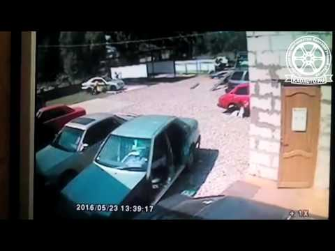 Случай в автосервисе Калининграда. Окружная. 23.05.16