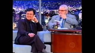 2 - Jô Soares entrevista Luís Henrique Tamura em 2002