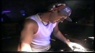 Discothèque Le Graffiti 2002 - DJ LBR en Live