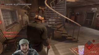 Friday the 13th: The Game - 7 MAN JONESSS!!! (Killer gameplay)
