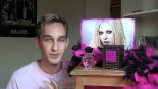 Perfume Review: Avril Lavigne Black Star