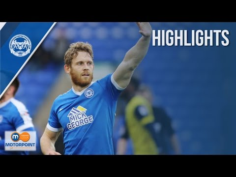 HIGHLIGHTS | Peterborough United vs Oxford United
