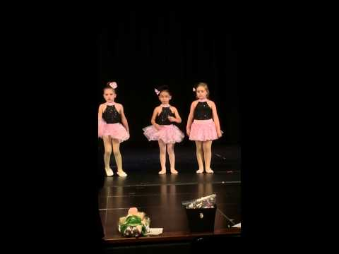 "Victoria Dance Recital June 2015 - ""Shake it Off"""